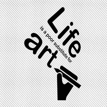 Art v Life - Galaxy by RonMarton