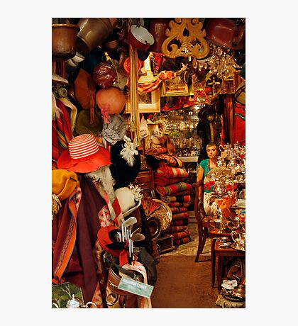The Dreams Sellers 4462 Buenos Aires  Photographic Print