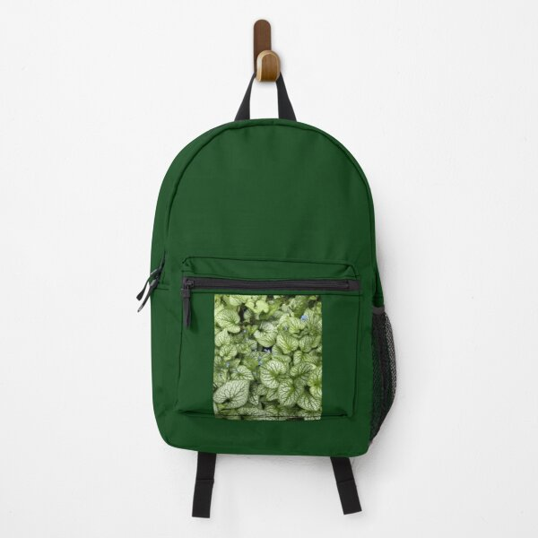 Be Green as Nature. Backpack