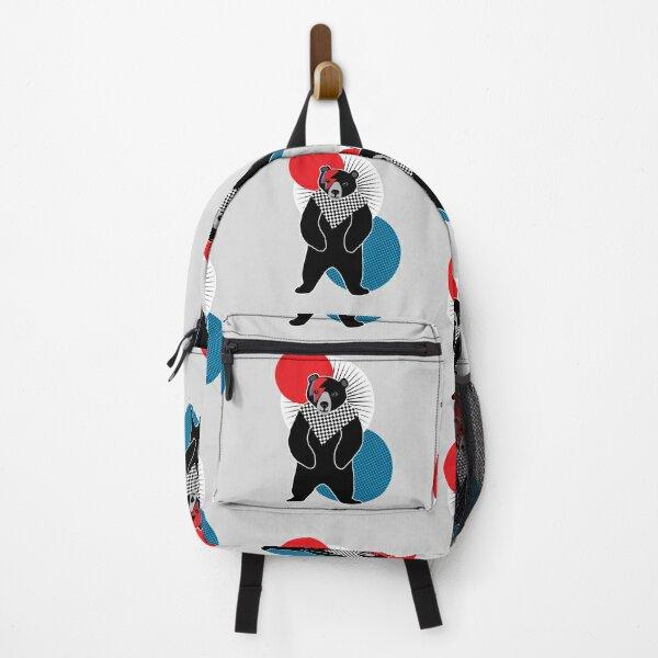 Iconic bear Backpack