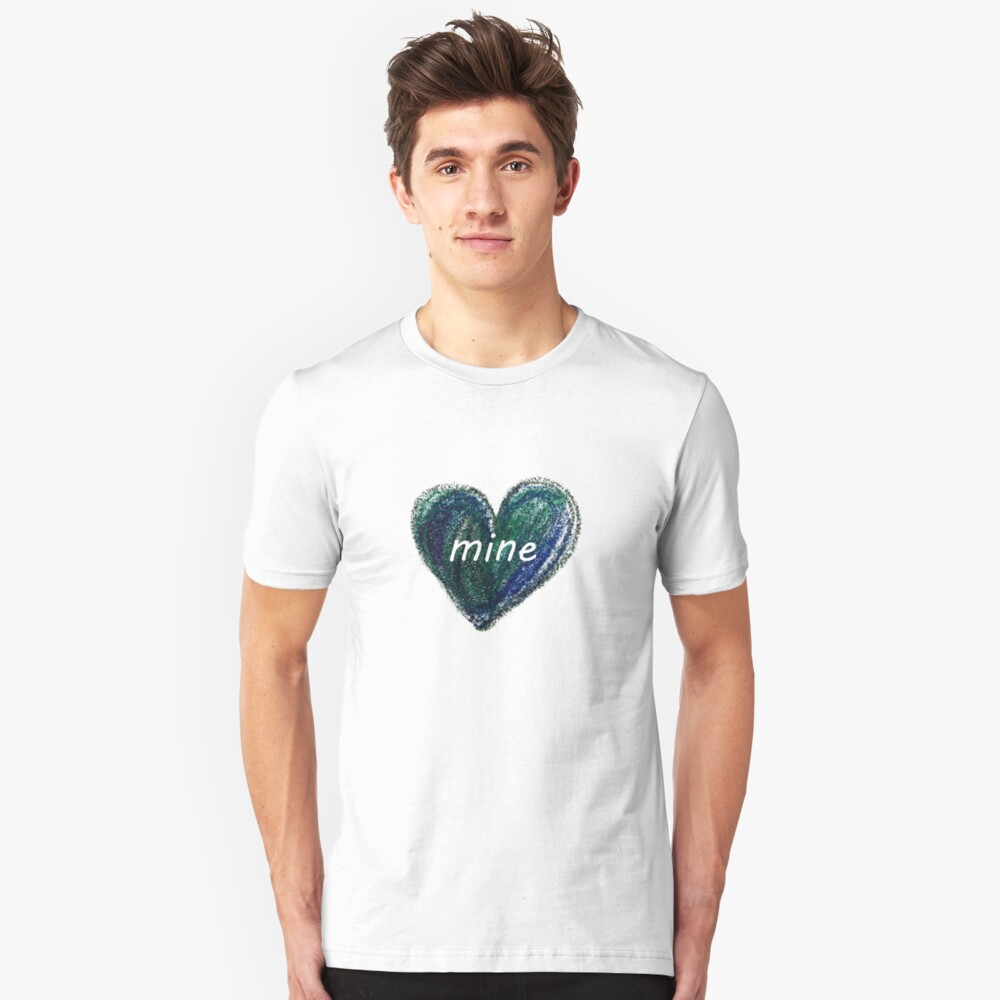 My own heart Slim Fit T-Shirt