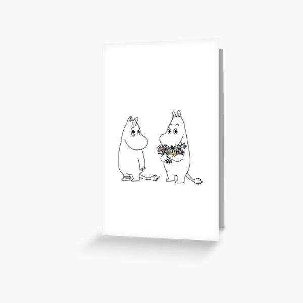 Tari Greeting Card