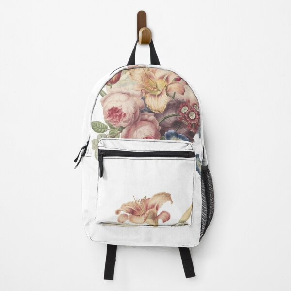 Vintage bouquet of Flowers Backpack