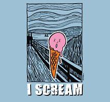 I scream by Max Alessandrini