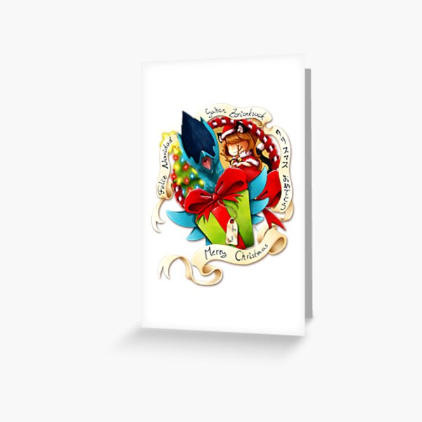 Merry Christmas - for you Greeting Card