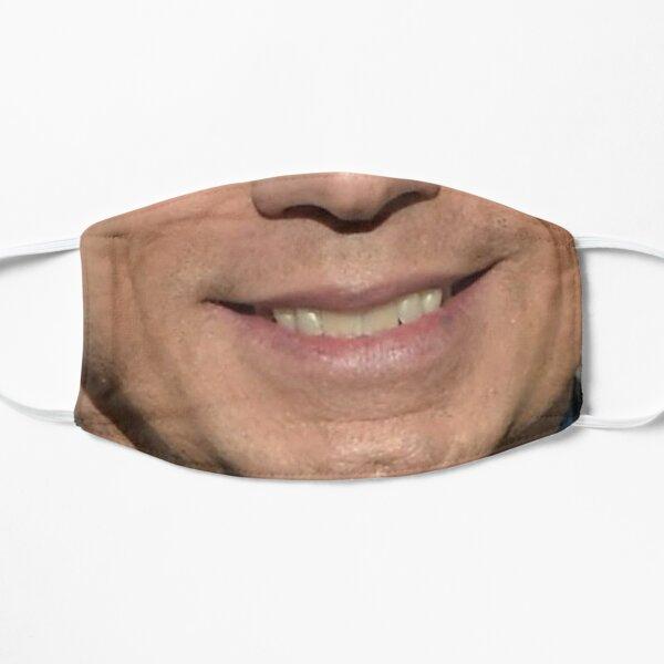 John Travolta Face Mask Flat Mask