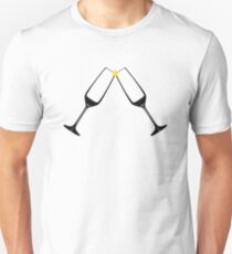 Champagne Slim Fit T-Shirt