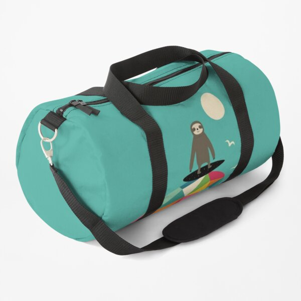 Surfs Up Duffle Bag