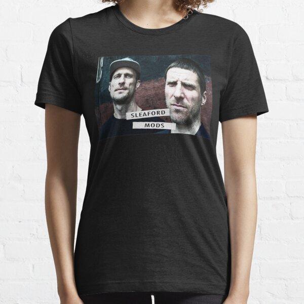 Sleaford Mods - Punk T-shirt essentiel