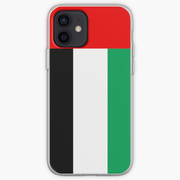UAE Flag iPhone 4 Case iPhone Soft Case