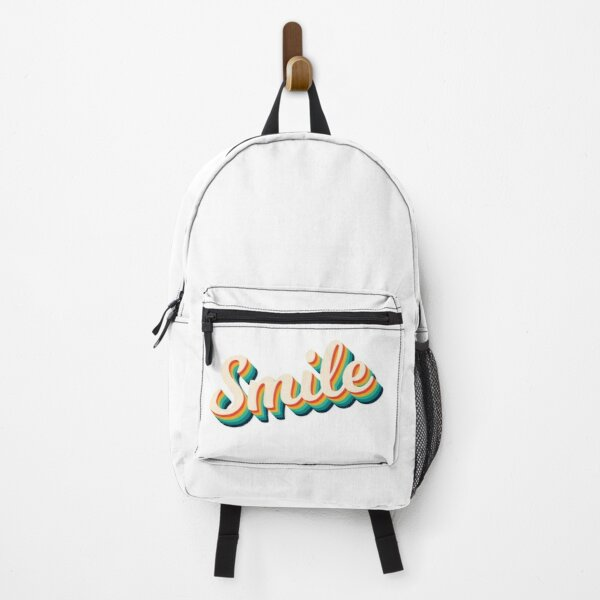 Smile Retro  Backpack