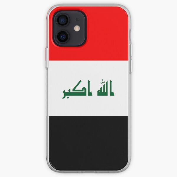 Iraq iPhone Case iPhone Soft Case