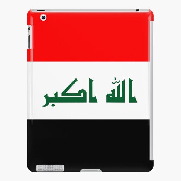 Iraq iPad Case iPad Snap Case