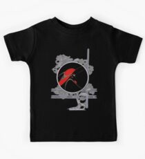 Red Lady Kids Tee