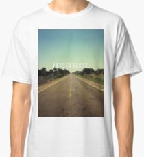 Lets Get Lost - African Road Classic T-Shirt