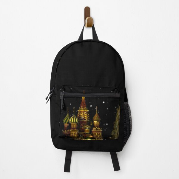 Moscow Night Backpack