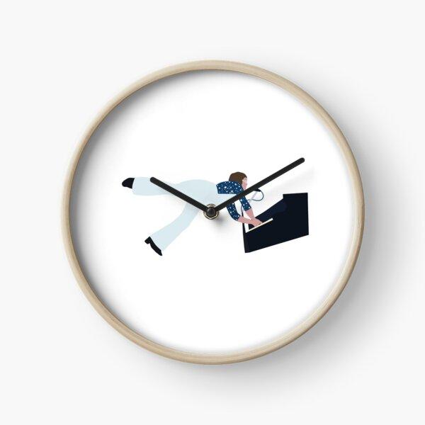 Rocketman Troubadour Taron Egerton Clock