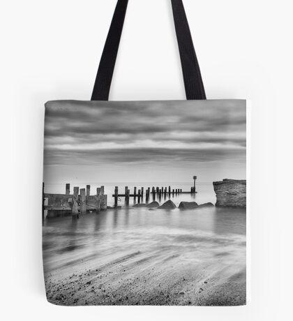 Beach Defences Tote Bag