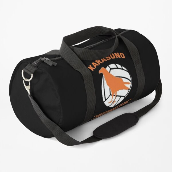 Haikyuu!,Karasuno High School Volleyball Club, Orange Duffle Bag