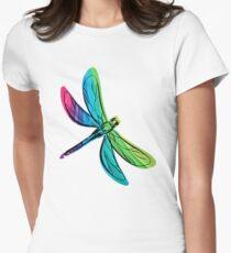 Rainbow Dragonfly T-Shirt