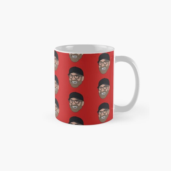 Liverpool FC Klopp /'The Normal One/' Mug LFC Official
