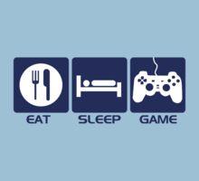 Eat Sleep Game | Unisex T-Shirt