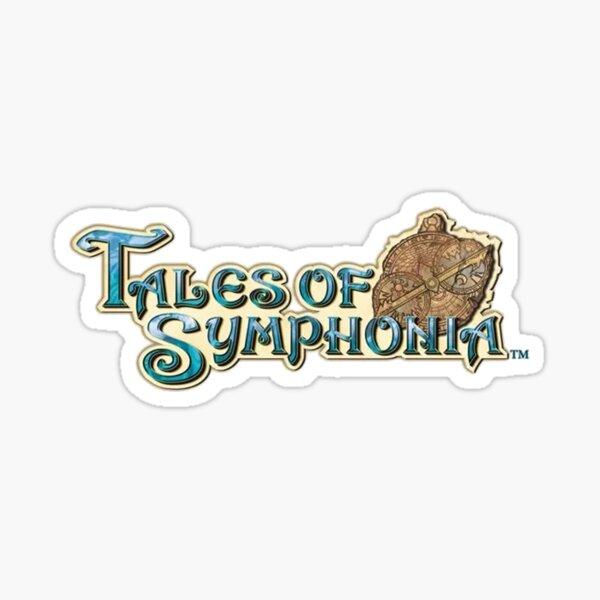Tales of Symphonia Logo Sticker