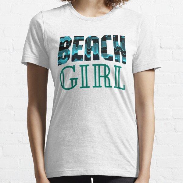 Beach Girl Essential T-Shirt