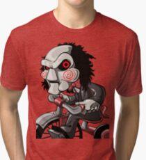 Jigsaw Tri-blend T-Shirt