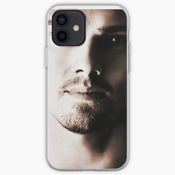 Jay as V iPhone Soft Case