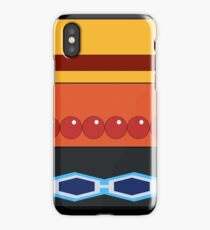 Ace Sabo Luffy iPhone Case