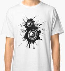 Speaker Splatter Classic T-Shirt