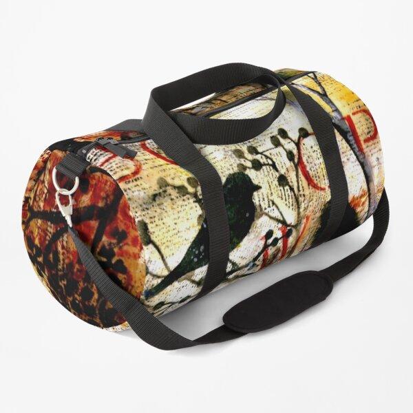 Crow... Duffle Bag