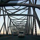 Another Texas Bridge by DeBorah Davis, LMT