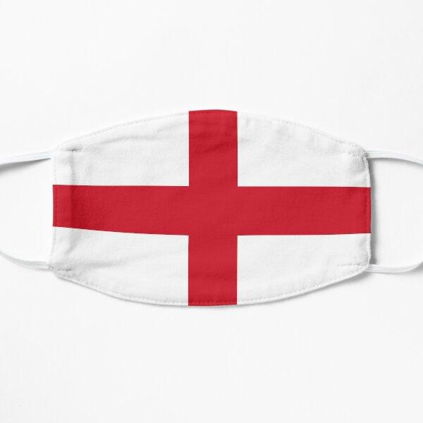 une croix de gueules). L'association de la croix rouge comme emblème de l'Angleterre remonte au Moyen Âge Masque sans plis