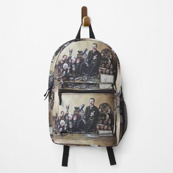 The Puppeteer Backpack