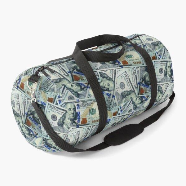 Money,Cash,Deniro Duffle Bag