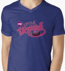 My Little Tribble Men's V-Neck T-Shirt