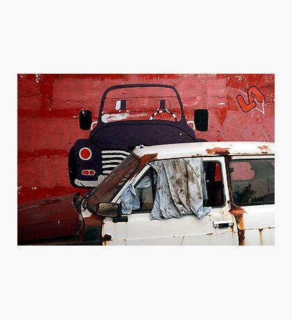 Montevideo, Uruguay 0976 Photographic Print