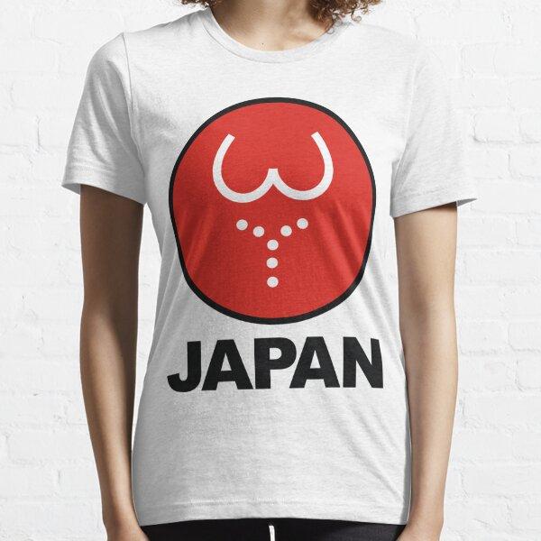JAPÓN Camiseta esencial