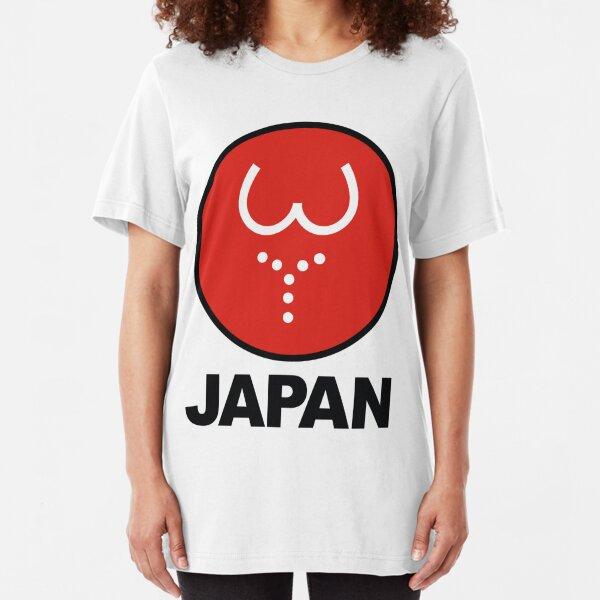 JAPÓN Camiseta ajustada