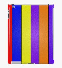 Vinilo o funda para iPad Rainbow Remix