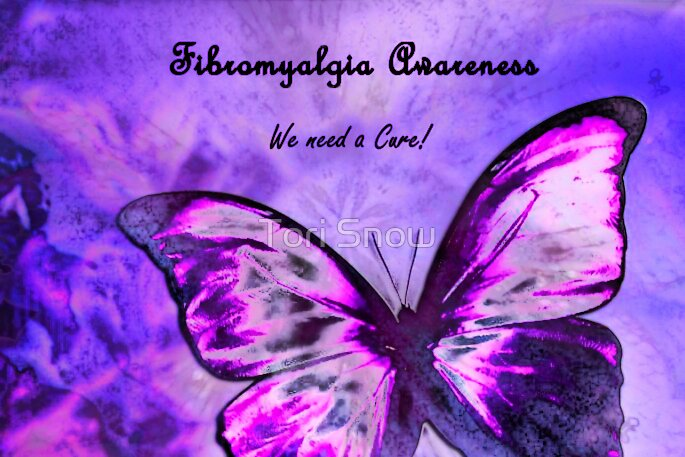 Image result for fibromyalgia butterfly