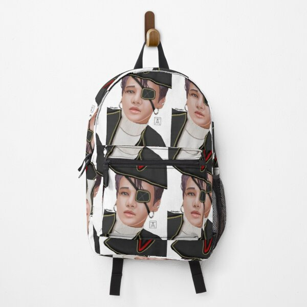 Pirate Ateez Wooyoung Backpack