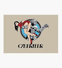 Cyberteer Print Photographic Print