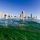 water surfers by Matthew Ryan
