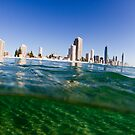 water surfers by Matt Ryan