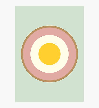 Scotch Egg  Photographic Print