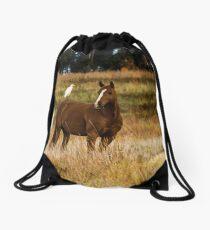 The Hitch Hiker Drawstring Bag