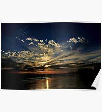 Rota Sunset Heaven Poster